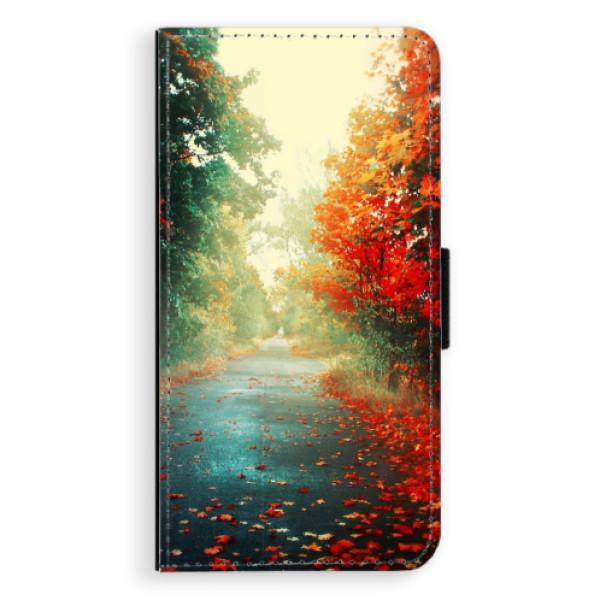Flipové pouzdro iSaprio - Autumn 03 - iPhone XS Max