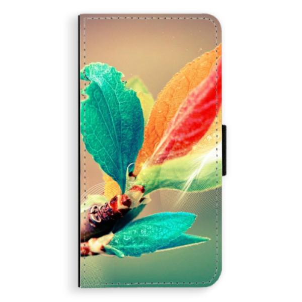 Flipové pouzdro iSaprio - Autumn 02 - iPhone XS Max