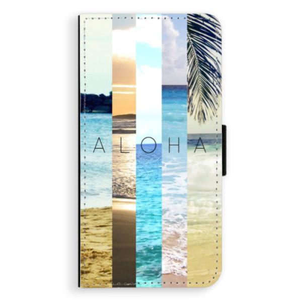 Flipové pouzdro iSaprio - Aloha 02 - iPhone XS Max