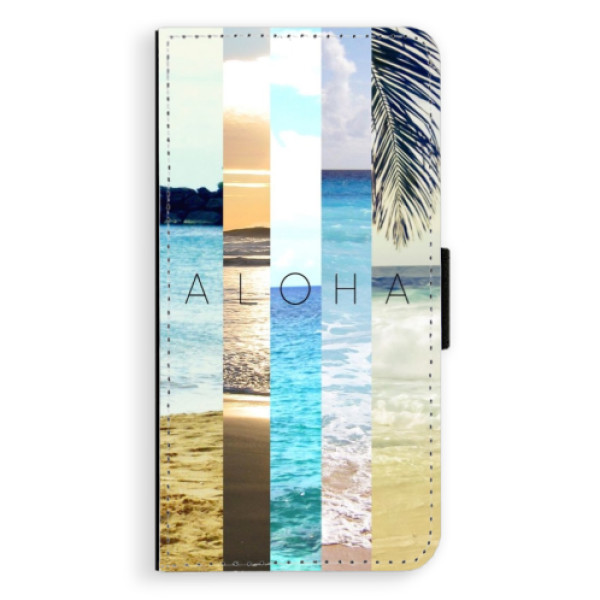 Flipové pouzdro iSaprio - Aloha 02 - Xiaomi Redmi 4X