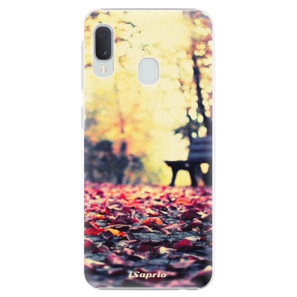 Plastové pouzdro iSaprio - Bench 01 - Samsung Galaxy A20e