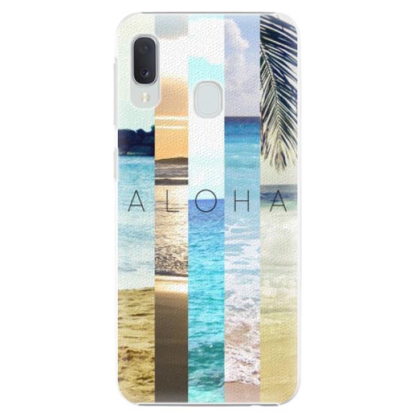 Plastové pouzdro iSaprio - Aloha 02 - Samsung Galaxy A20e