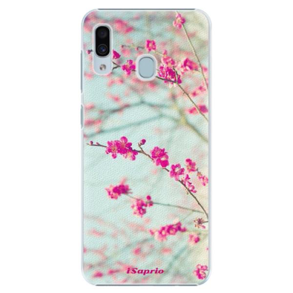 Plastové pouzdro iSaprio - Blossom 01 - Samsung Galaxy A30
