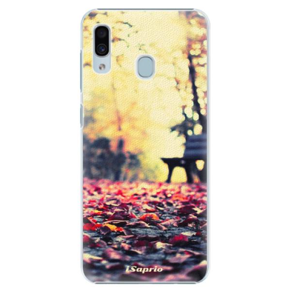 Plastové pouzdro iSaprio - Bench 01 - Samsung Galaxy A30