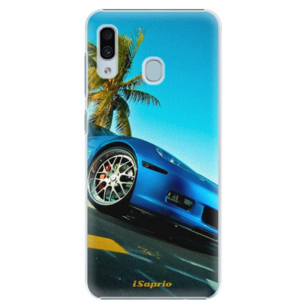 Plastové pouzdro iSaprio - Car 10 - Samsung Galaxy A30