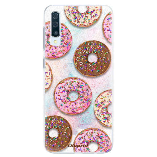 Plastové pouzdro iSaprio - Donuts 11 - Samsung Galaxy A50