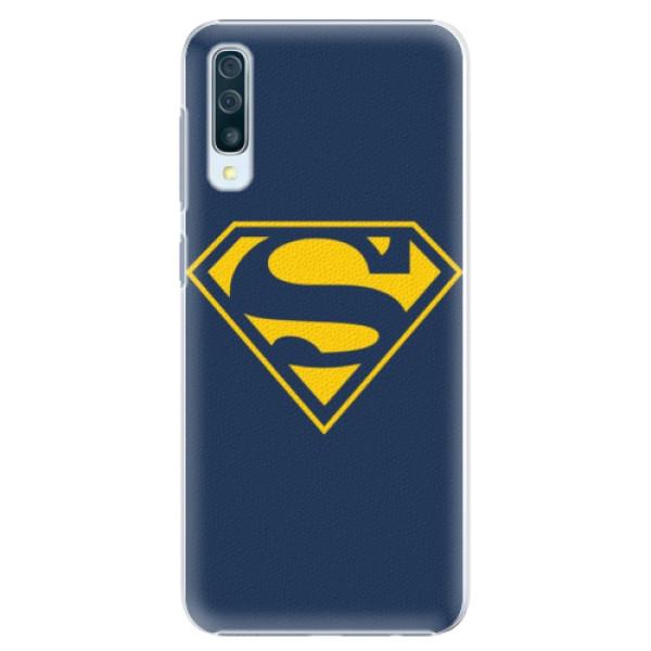 Plastové pouzdro iSaprio - Superman 03 - Samsung Galaxy A50