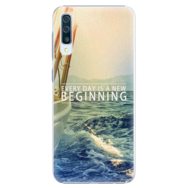 Plastové pouzdro iSaprio - Beginning - Samsung Galaxy A50