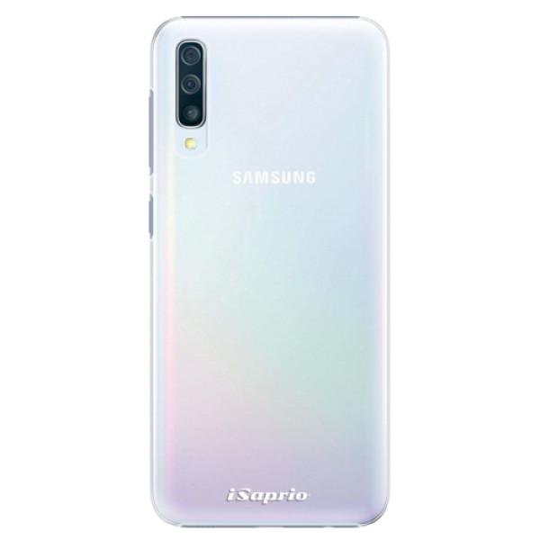 Plastové pouzdro iSaprio - 4Pure - mléčný bez potisku - Samsung Galaxy A50