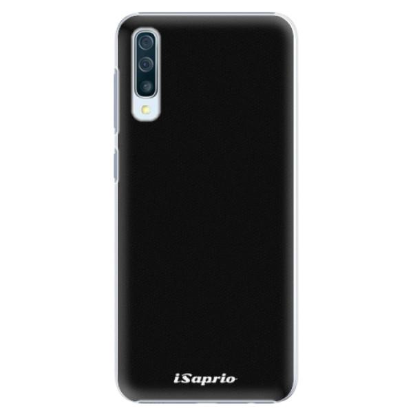 Plastové pouzdro iSaprio - 4Pure - černý - Samsung Galaxy A50