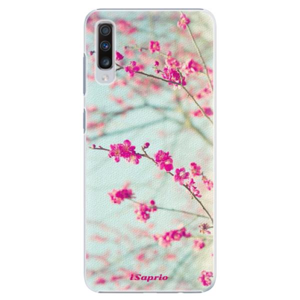Plastové pouzdro iSaprio - Blossom 01 - Samsung Galaxy A70