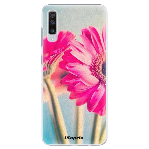 Plastové pouzdro iSaprio - Flowers 11 - Samsung Galaxy A70