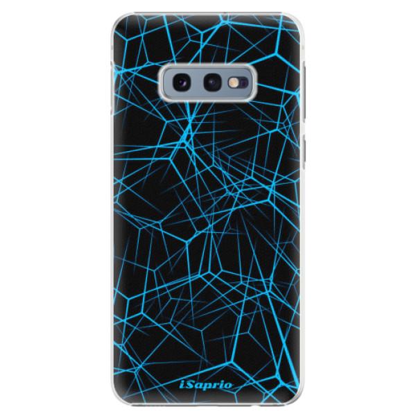 Plastové pouzdro iSaprio - Abstract Outlines 12 - Samsung Galaxy S10e