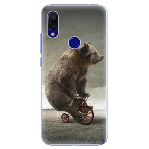 Plastové pouzdro iSaprio - Bear 01 - Xiaomi Redmi 7