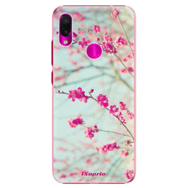 Plastové pouzdro iSaprio - Blossom 01 - Xiaomi Redmi Note 7
