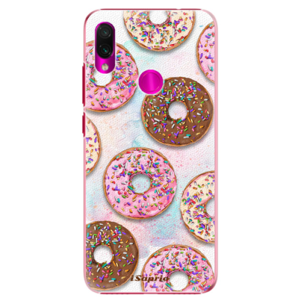 Plastové pouzdro iSaprio - Donuts 11 - Xiaomi Redmi Note 7