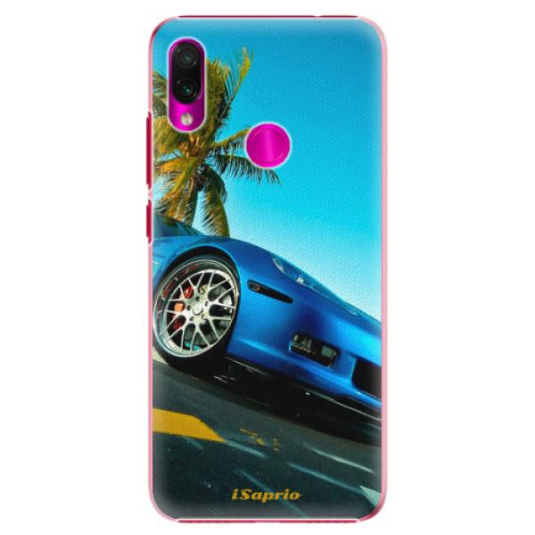 Plastové pouzdro iSaprio - Car 10 - Xiaomi Redmi Note 7