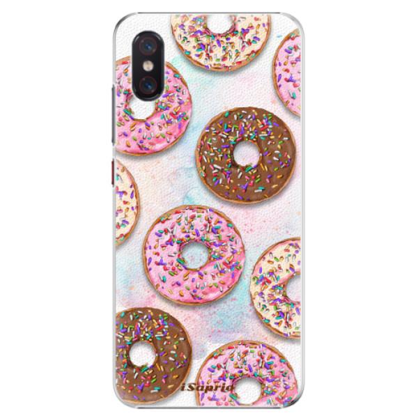 Plastové pouzdro iSaprio - Donuts 11 - Xiaomi Mi 8 Pro