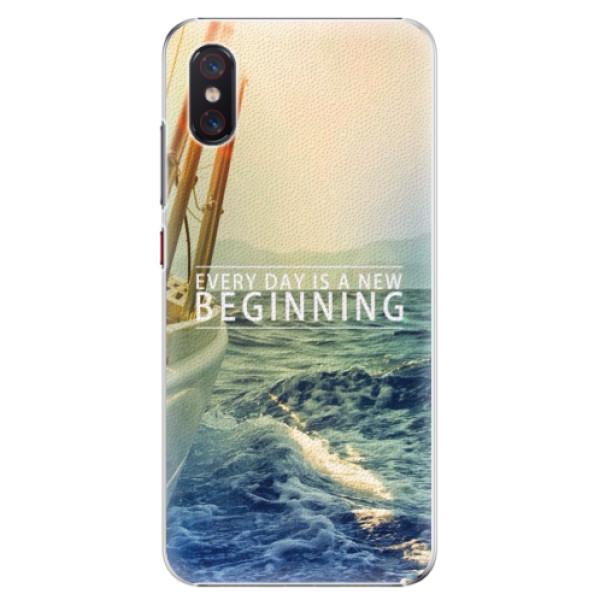 Plastové pouzdro iSaprio - Beginning - Xiaomi Mi 8 Pro