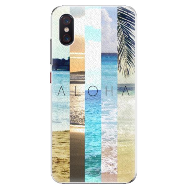Plastové pouzdro iSaprio - Aloha 02 - Xiaomi Mi 8 Pro