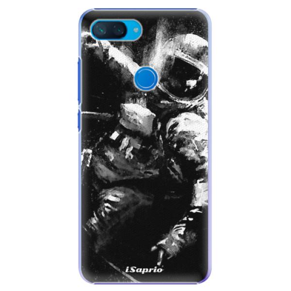 Plastové pouzdro iSaprio - Astronaut 02 - Xiaomi Mi 8 Lite