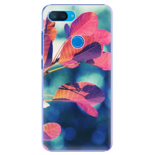 Plastové pouzdro iSaprio - Autumn 01 - Xiaomi Mi 8 Lite