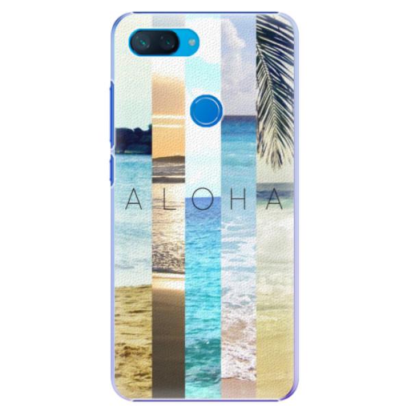 Plastové pouzdro iSaprio - Aloha 02 - Xiaomi Mi 8 Lite