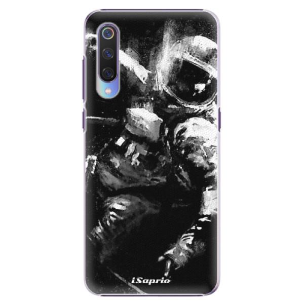 Plastové pouzdro iSaprio - Astronaut 02 - Xiaomi Mi 9
