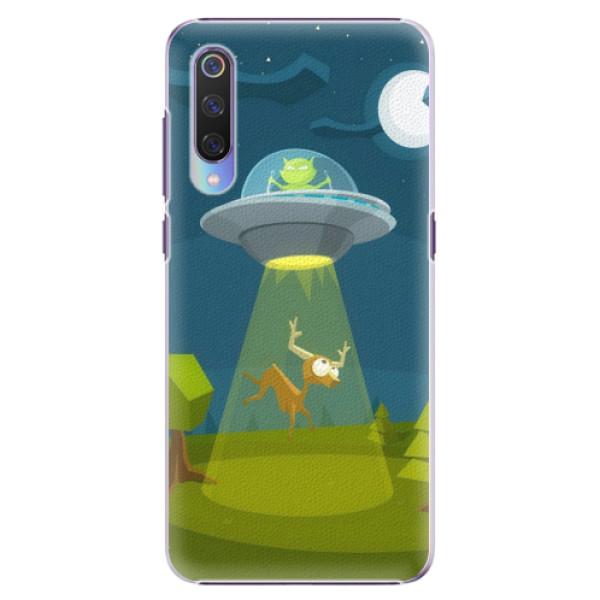Plastové pouzdro iSaprio - Alien 01 - Xiaomi Mi 9