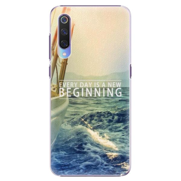 Plastové pouzdro iSaprio - Beginning - Xiaomi Mi 9
