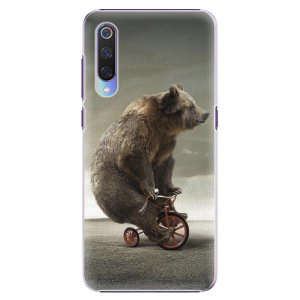 Plastové pouzdro iSaprio - Bear 01 - Xiaomi Mi 9