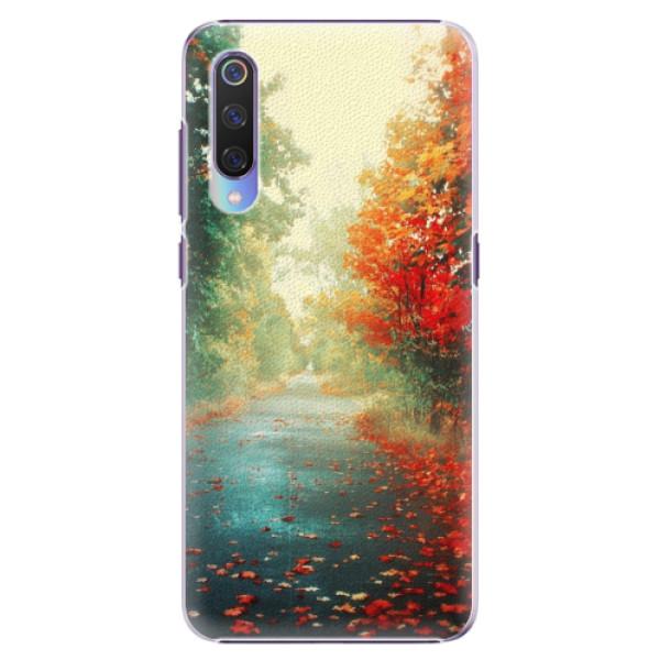 Plastové pouzdro iSaprio - Autumn 03 - Xiaomi Mi 9