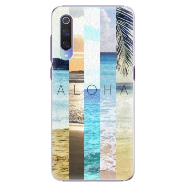 Plastové pouzdro iSaprio - Aloha 02 - Xiaomi Mi 9