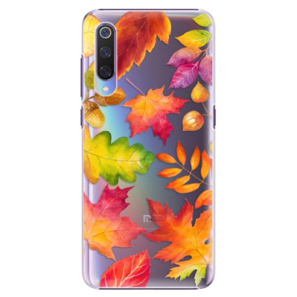 Plastové pouzdro iSaprio - Autumn Leaves 01 - Xiaomi Mi 9