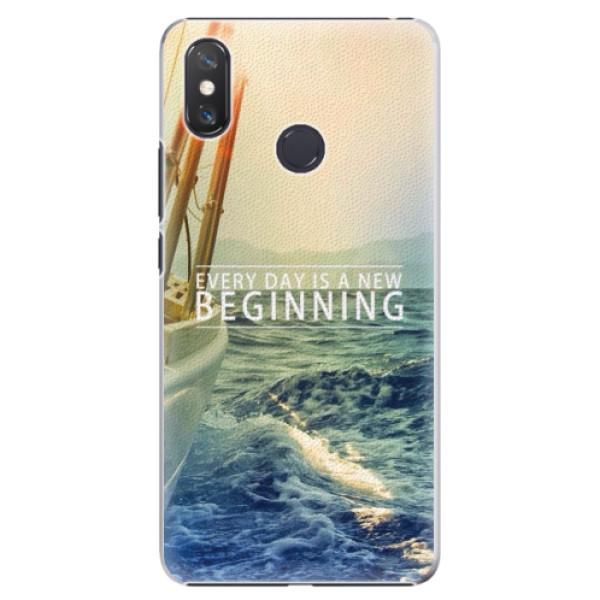 Plastové pouzdro iSaprio - Beginning - Xiaomi Mi Max 3