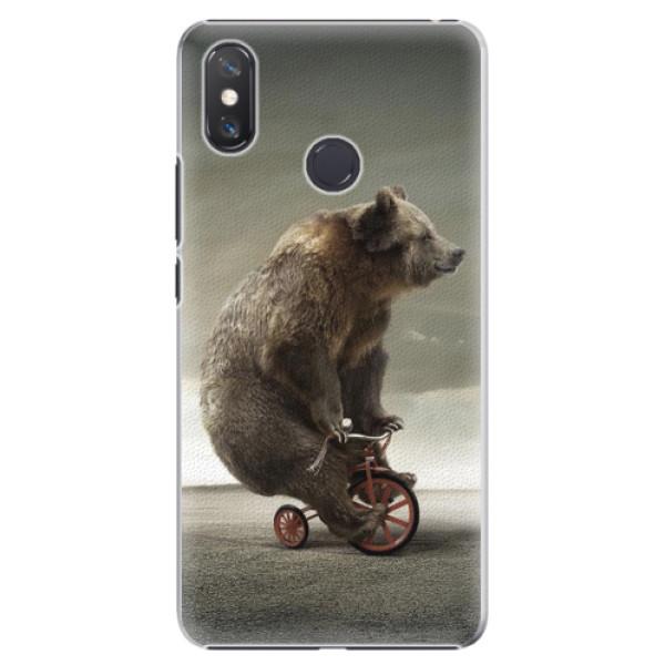 Plastové pouzdro iSaprio - Bear 01 - Xiaomi Mi Max 3