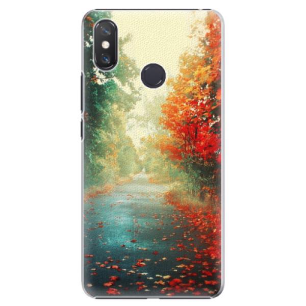 Plastové pouzdro iSaprio - Autumn 03 - Xiaomi Mi Max 3