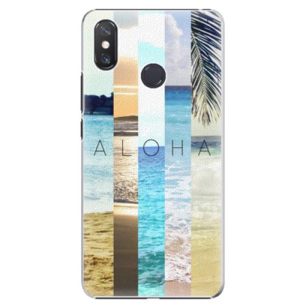 Plastové pouzdro iSaprio - Aloha 02 - Xiaomi Mi Max 3