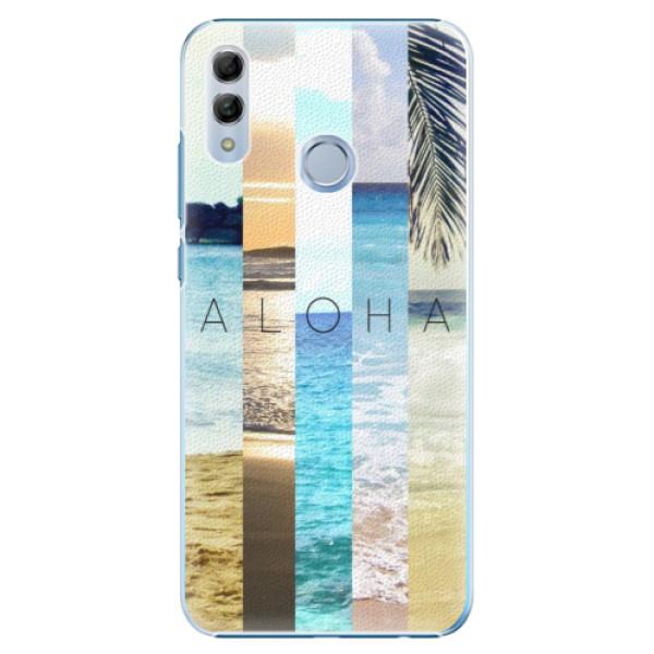 Plastové pouzdro iSaprio - Aloha 02 - Huawei Honor 10 Lite
