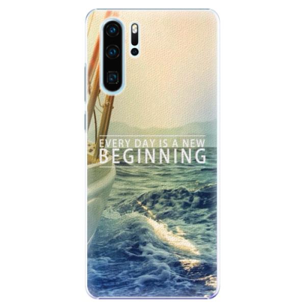 Plastové pouzdro iSaprio - Beginning - Huawei P30 Pro