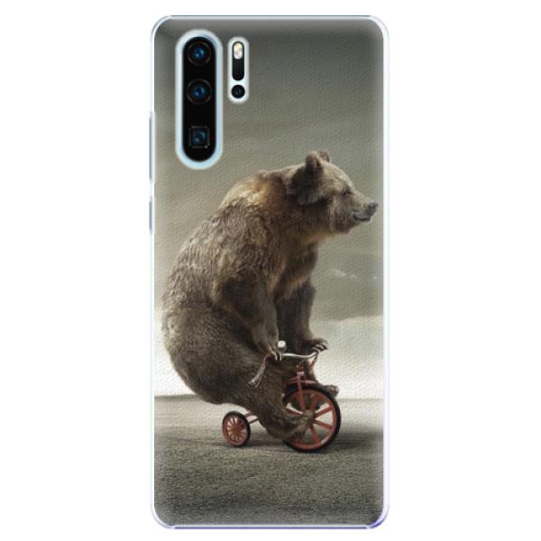 Plastové pouzdro iSaprio - Bear 01 - Huawei P30 Pro