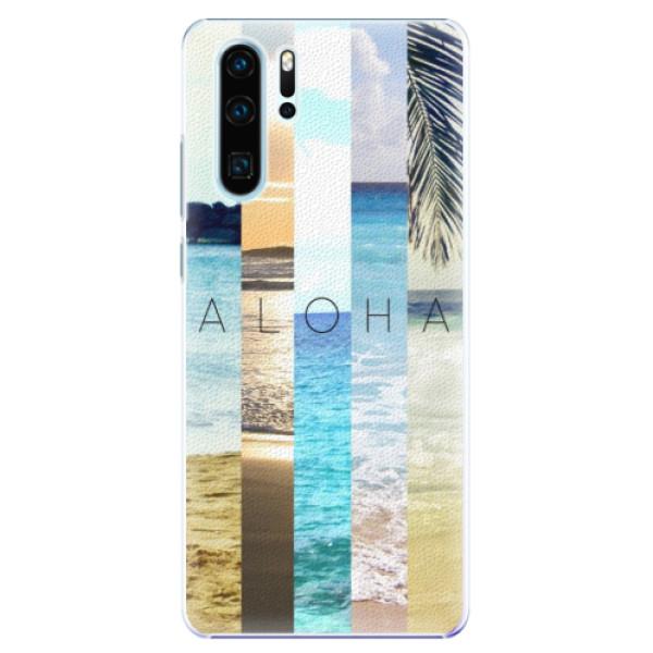 Plastové pouzdro iSaprio - Aloha 02 - Huawei P30 Pro
