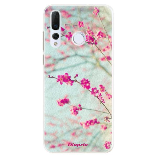 Plastové pouzdro iSaprio - Blossom 01 - Huawei Nova 4