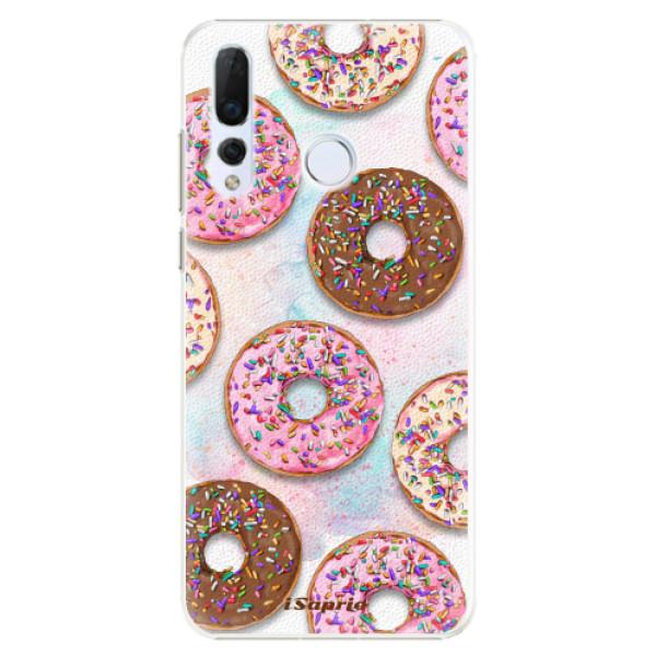 Plastové pouzdro iSaprio - Donuts 11 - Huawei Nova 4