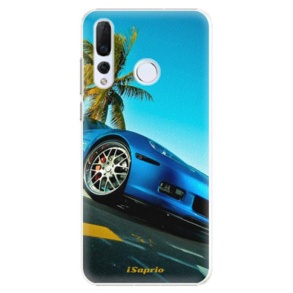 Plastové pouzdro iSaprio - Car 10 - Huawei Nova 4