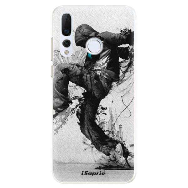 Plastové pouzdro iSaprio - Dance 01 - Huawei Nova 4