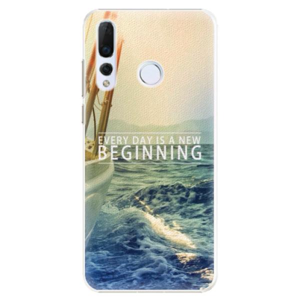 Plastové pouzdro iSaprio - Beginning - Huawei Nova 4