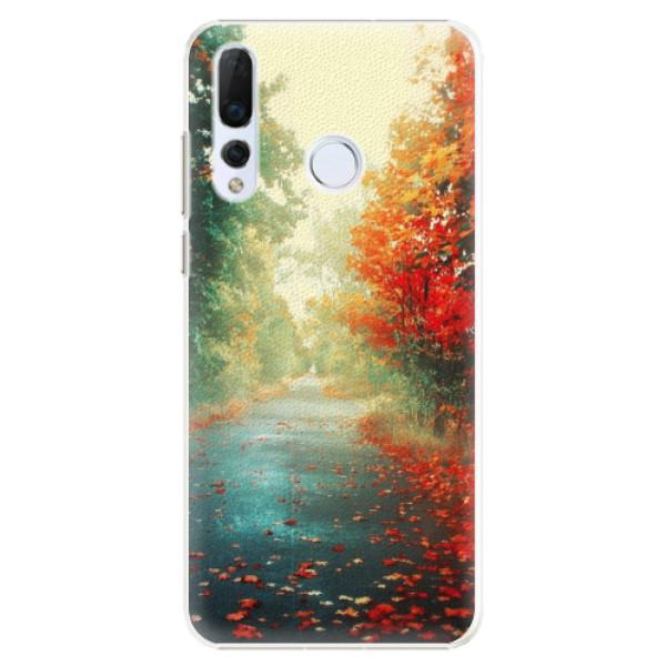 Plastové pouzdro iSaprio - Autumn 03 - Huawei Nova 4
