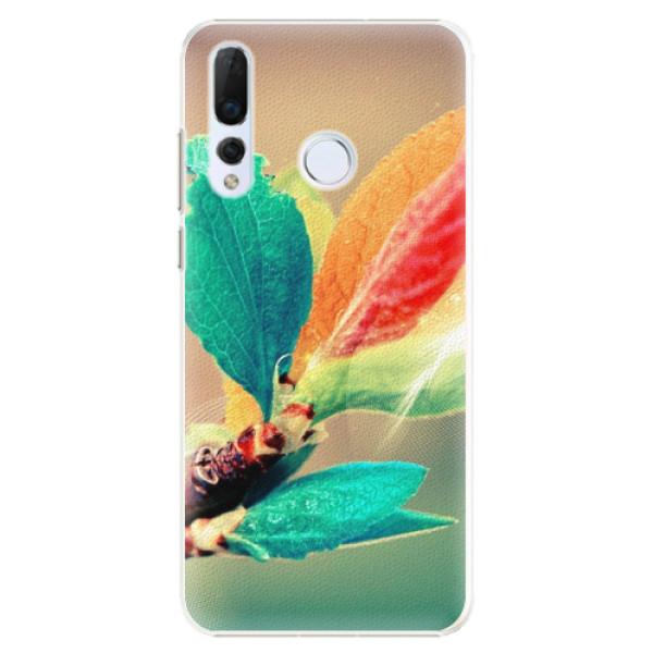Plastové pouzdro iSaprio - Autumn 02 - Huawei Nova 4