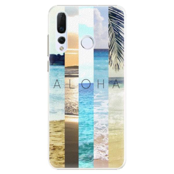 Plastové pouzdro iSaprio - Aloha 02 - Huawei Nova 4